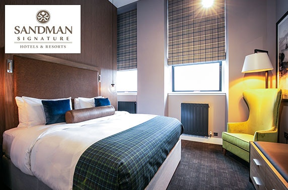 Brand new Aberdeen City Centre stay