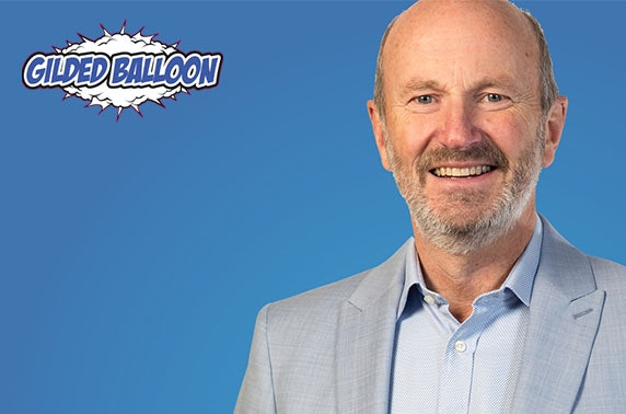 Fred MacAulay In Conversation at the Gilded Balloon Basement Theatre, Edinburgh