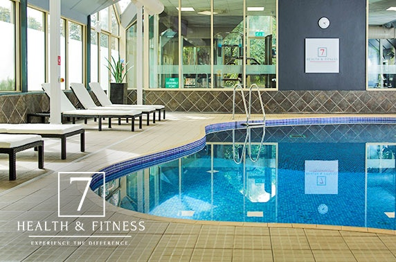 Gym memberships at 4* DoubleTree by Hilton Dundee