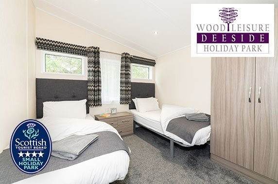 5* Deeside group getaway - from £8pppn