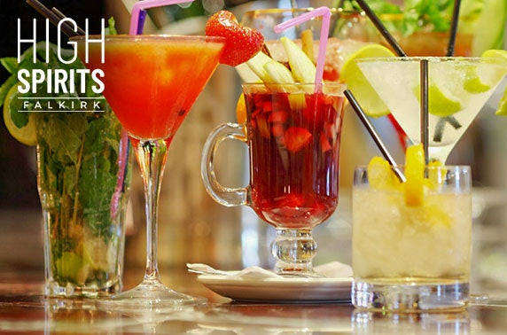 High Spirits dining & drinks