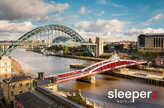 Newcastle City Centre stay - £49