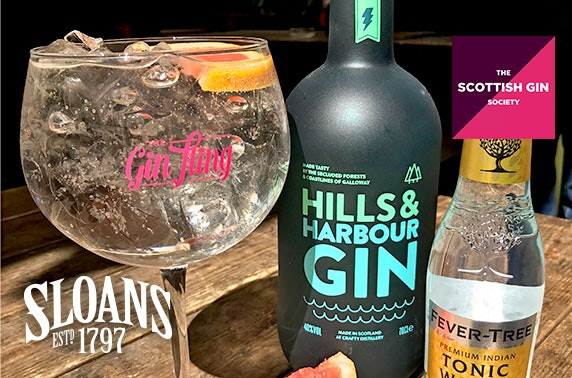 Meet The Winners of The Scottish Gin Awards at Sloans