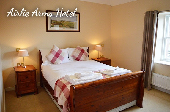 Award-winning Kirriemuir stay - £45