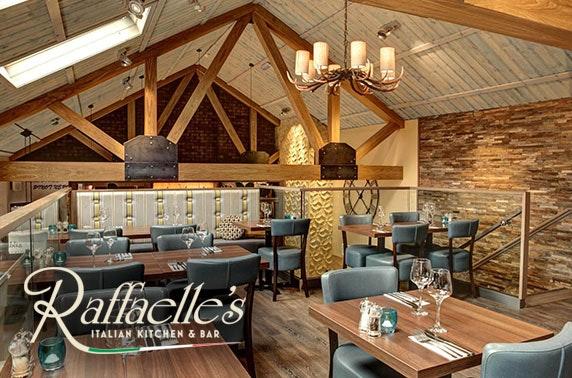 Raffaelle's Italian dining, Bearsden