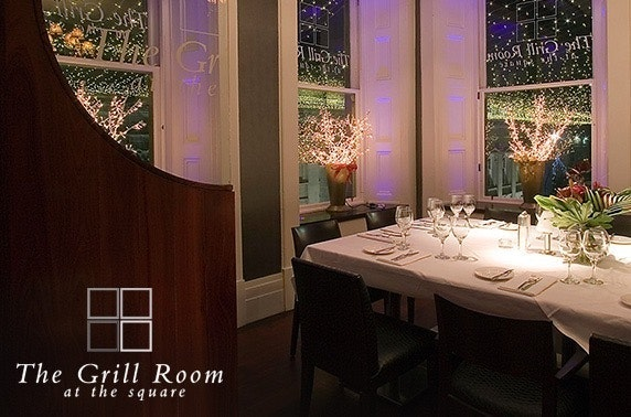 Royal Exchange Square private dining