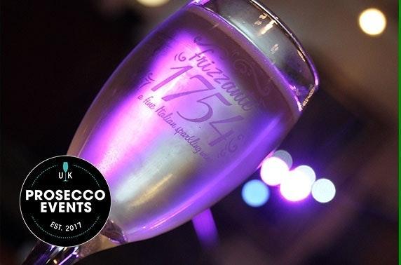 Prosecco Festival at Newcastle Racecourse