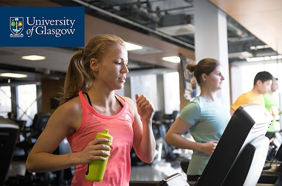 University of Glasgow Sport membership