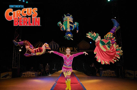 Continental Circus Berlin at Event City