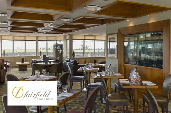 4* Fairfield House Hotel DBB - £99
