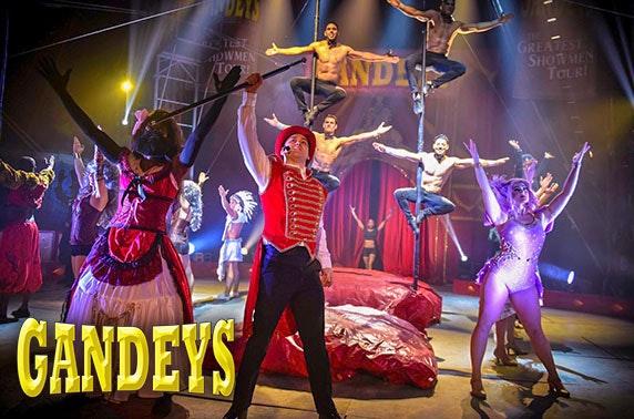 The Greatest Show Circus, Edinburgh