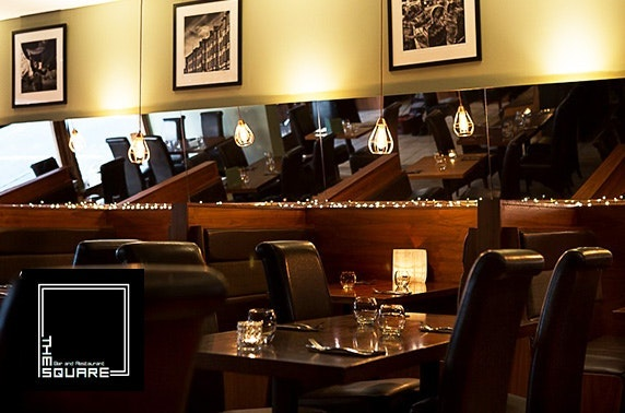 West End dining - from £6pp