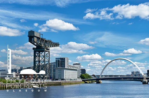 Choice of 5 boat tours from Glasgow