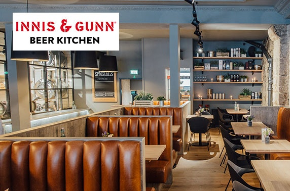Innis & Gunn Beer Kitchen, Lothian Rd