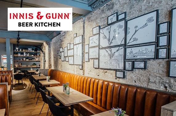 Innis & Gunn Beer Kitchen, Lothian Rd