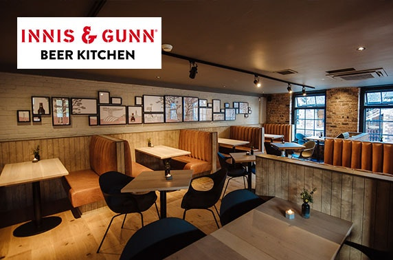 Innis & Gunn Beer Kitchen, Ashton Lane