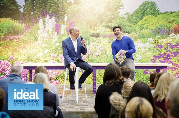Ideal Home Show Scotland and Eat & Drink Festival tickets, SEC