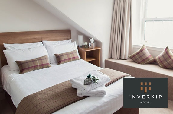 Cosy Inverkip break - from £59