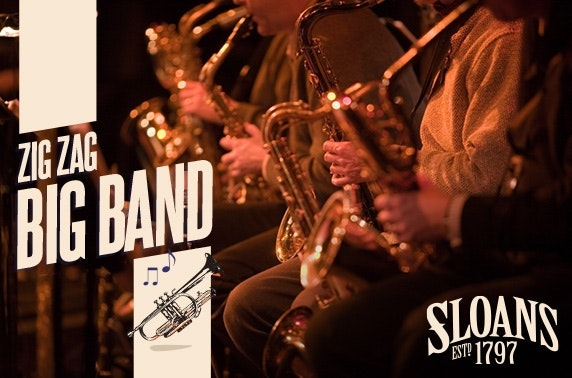 The Zig Zag Big Band, Sloans