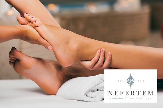 Relaxing body treatments at Nefertem Complementary Therapies, City Centre