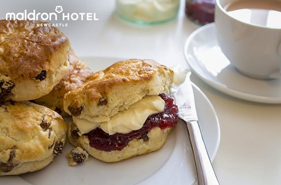 Afternoon tea at brand new 4* Maldron Hotel, City Centre