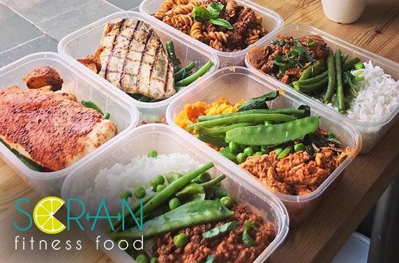 Scran Fitness Food, City Centre