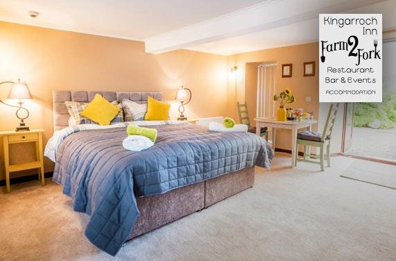 Award-winning Kingarroch Inn voucher