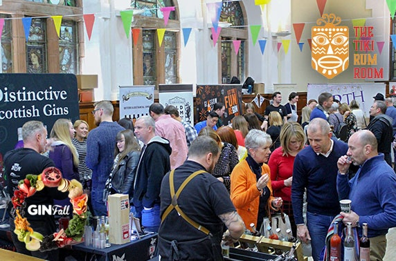 GinFall Festival at Victoria Halls, Helensburgh