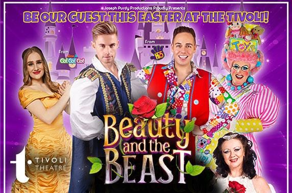 Beauty and the Beast at Tivoli Theatre