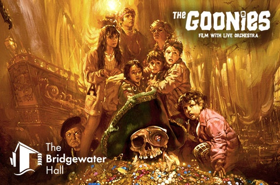 The Goonies in Concert at The Bridgewater Hall