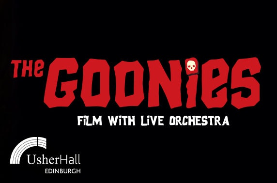 The Goonies in Concert at The Usher Hall