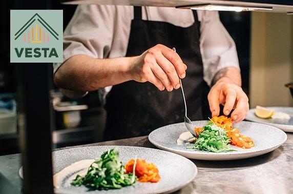 Vesta dining, City Centre