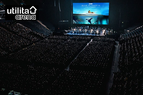Blue Planet II Live in Concert at the Utilita Arena