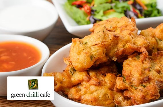 Green Chilli Café, West End