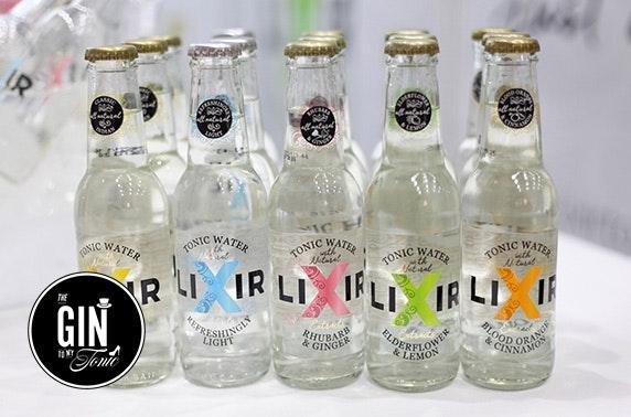 Gin show inc unlimited tastings, SEC