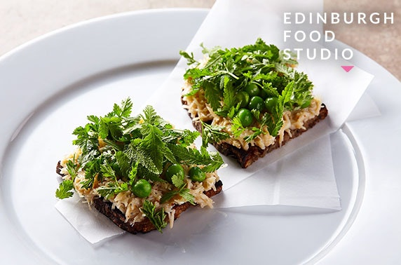 Edinburgh Food Studio, 7 course fine dining