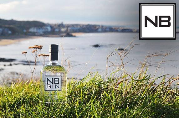 NB Gin distillery tour, tasting & bottle