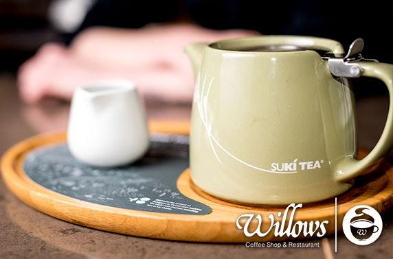 Luxury afternoon tea, Perth