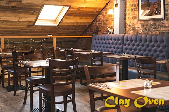 Clay Oven Indian dining, Shawlands