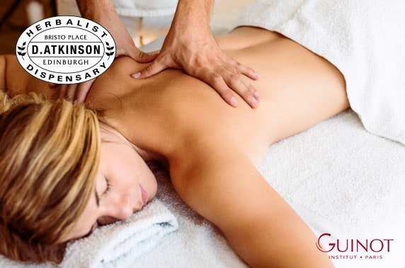 Luxury facial or massage, Old Town