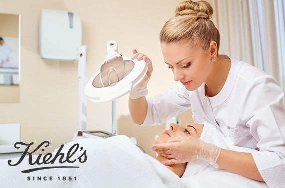 Kiehl's consultation, products & optional facial