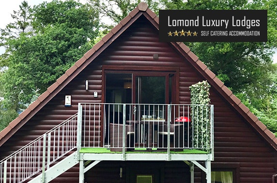 Lomond Luxury Lodges apartment stay