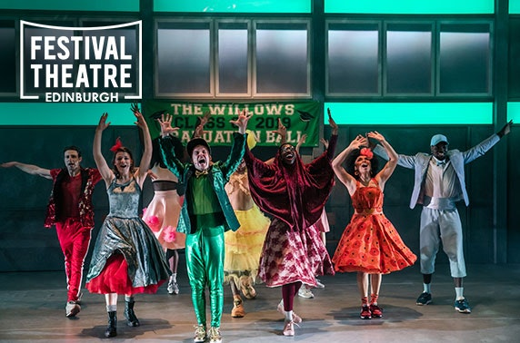 In The Willows at The Festival Theatre