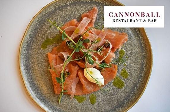 Cannonball dining, Castlehill