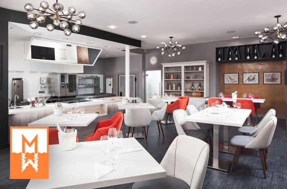 Cook School & Dining Room by Martin Wishart