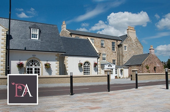 Award-winning Ayrshire DBB getaway from £59