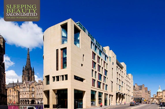 5* Radisson Collection spa day & afternoon tea, Royal Mile