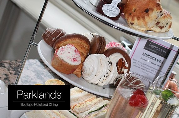 4* star The Parklands Hotel afternoon tea, Perth