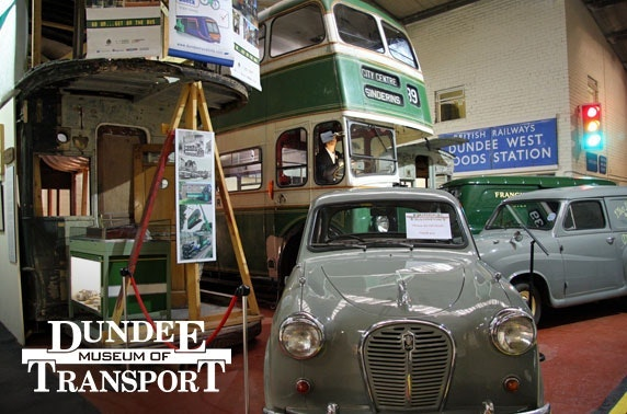 Dundee Museum of Transport tickets