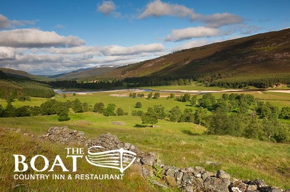 2 or 3 night Aviemore stay